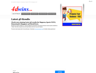 4dwins.com screenshot
