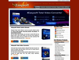 4easysoft.net screenshot