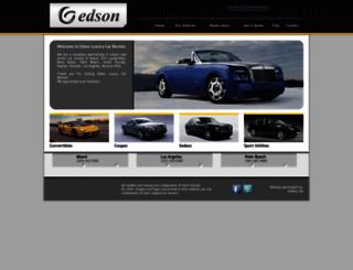 4edson.com screenshot