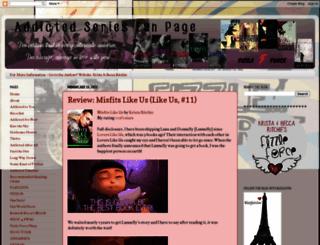 4ev3rythingaddictedseries.blogspot.com screenshot