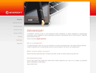 4eversoft.hu screenshot