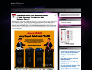 4g92mivec.wordpress.com screenshot