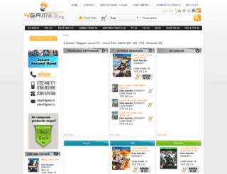 4games.ro screenshot