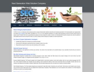 4gwebsolution.weebly.com screenshot