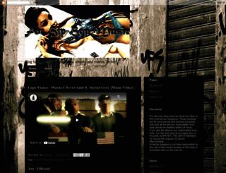 4hiphop.blogspot.com screenshot
