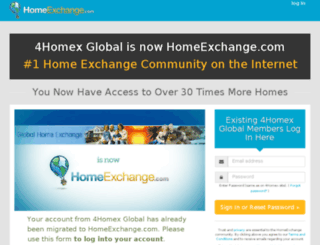 4homex.com screenshot