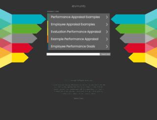 4hrm.info screenshot