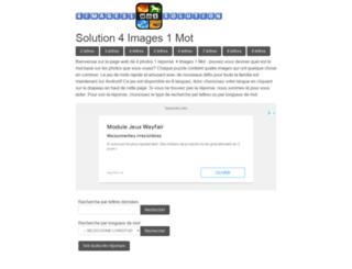 4images1mot-solution.com screenshot