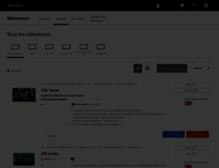 4k.sony.fr screenshot