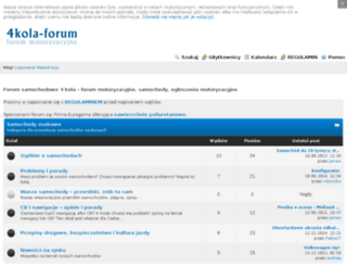 4kola-forum.com screenshot