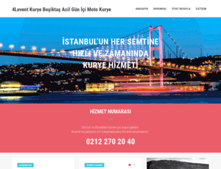 4leventkurye.com screenshot