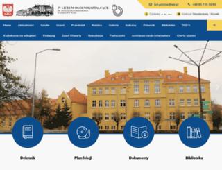 4lo.gorzow.pl screenshot