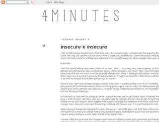 4minu-tes.blogspot.com screenshot