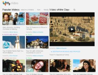 4myvideo.com screenshot
