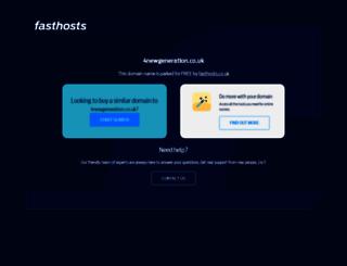 4newgeneration.co.uk screenshot