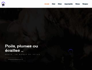 4pets-tendance.fr screenshot