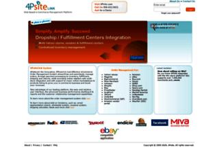 4psitelink.com screenshot