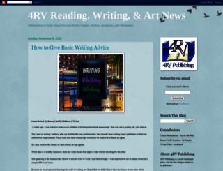 4rvreading-writingnewsletter.blogspot.com screenshot