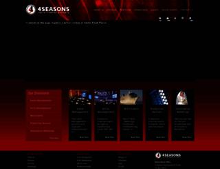 4seasonsent.com screenshot