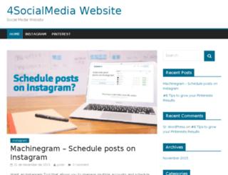 4sm.website screenshot