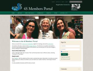 4smembers.site-ym.com screenshot