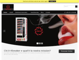 4smoker-h24.com screenshot