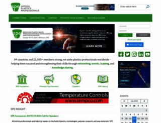 4spe.org screenshot