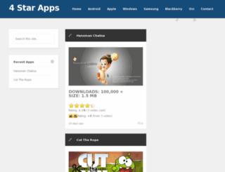 4starapps.com screenshot