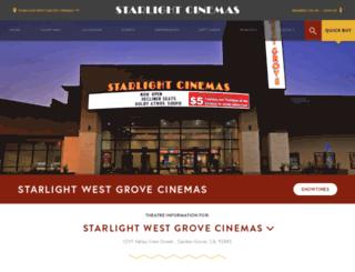 4starcinemas.com screenshot