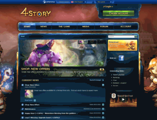 4story.co.uk screenshot