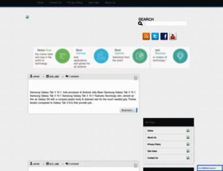 4technology-news.blogspot.com screenshot