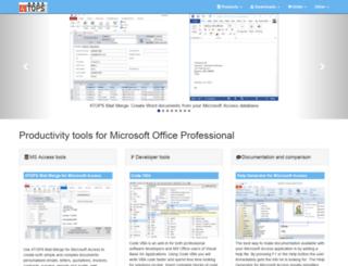 4tops.com screenshot