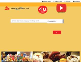 4u.cash screenshot
