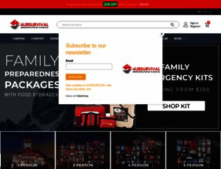 4ursurvival.com screenshot