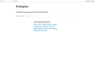 4valuplus-quicklinks.blogspot.com screenshot