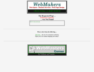 4webmasters.com screenshot