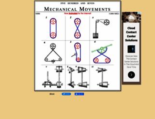 507movements.com screenshot
