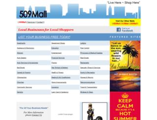 509mall.com screenshot