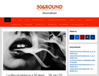 50annieround.com screenshot