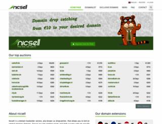 50cent-mail.de screenshot