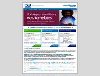 50megs.com screenshot
