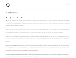 50pipsfx.com screenshot