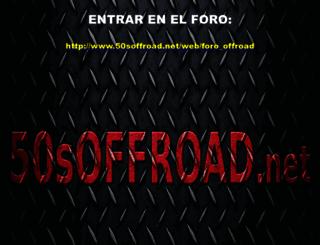 50soffroad.net screenshot
