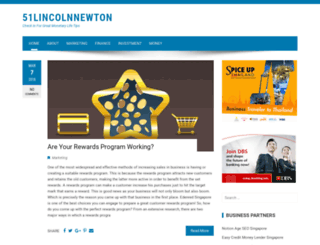 51lincolnnewton.com screenshot