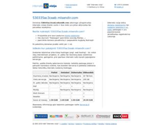 530335ac3ceab.mlsendir.com screenshot