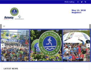 53riverbankrun.com screenshot