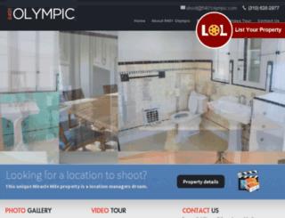 5401olympic.com screenshot