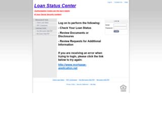 5676516489.mortgage-application.net screenshot