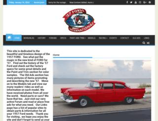 57fordsforever.com screenshot