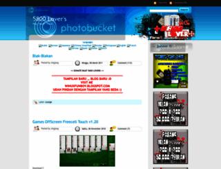 5800lover.blogspot.com screenshot